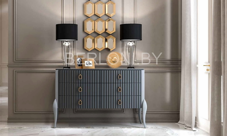 Новая коллекция мебели от бренда Stella del Mobile